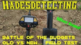 Final Test:Field hunting with the Lidl machine...Awesome finds