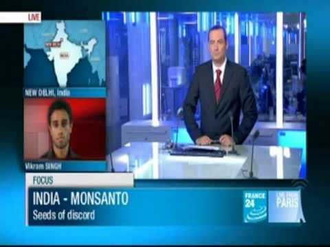 India Suing Monsanto for Biopiracy