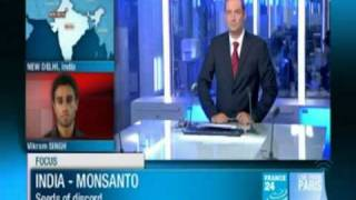 India Suing Monsanto for Biopiracy