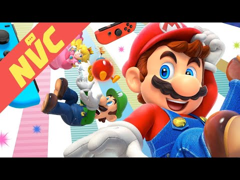 Our Nintendo Switch RE-Review, Bowsette, and More! - NVC Ep 426