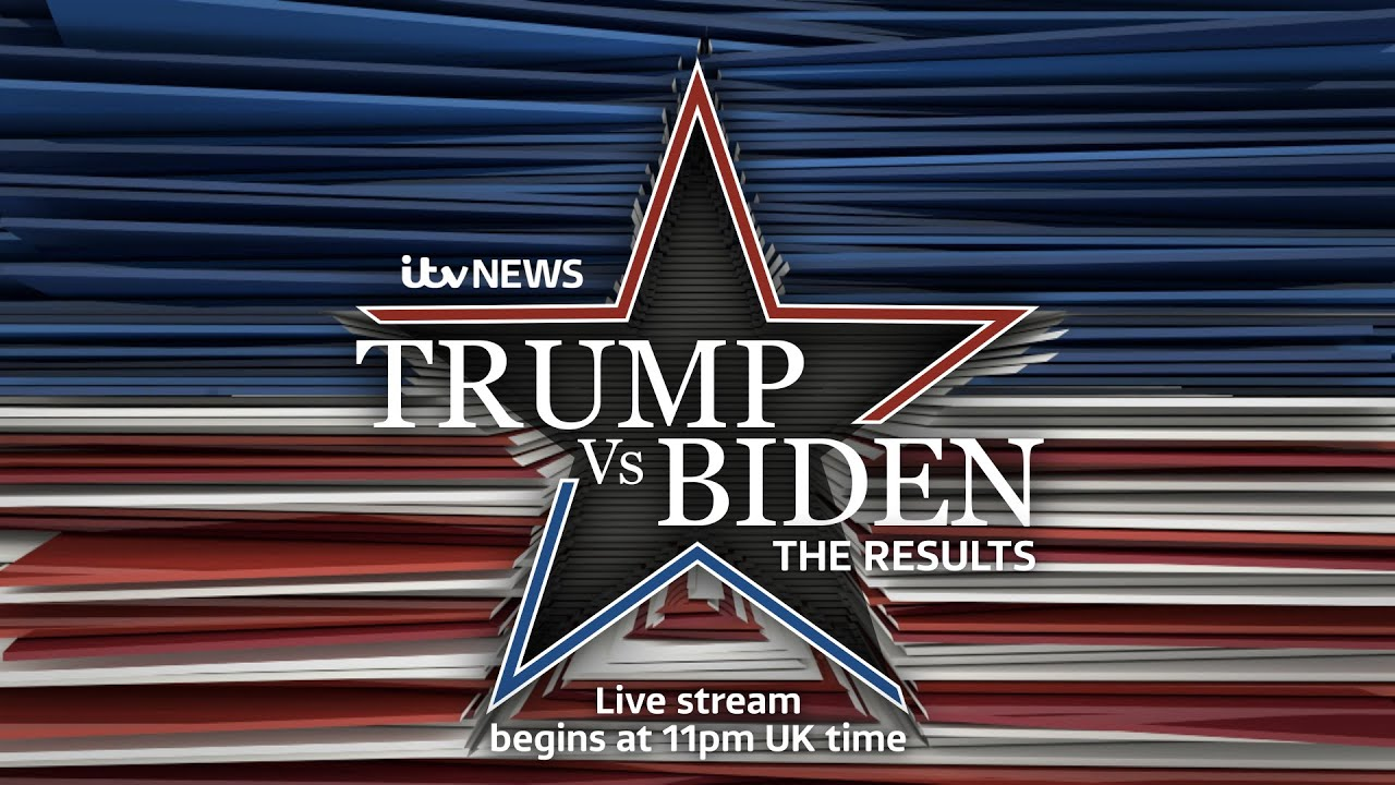 Trump vs Biden: The Results | ITV News