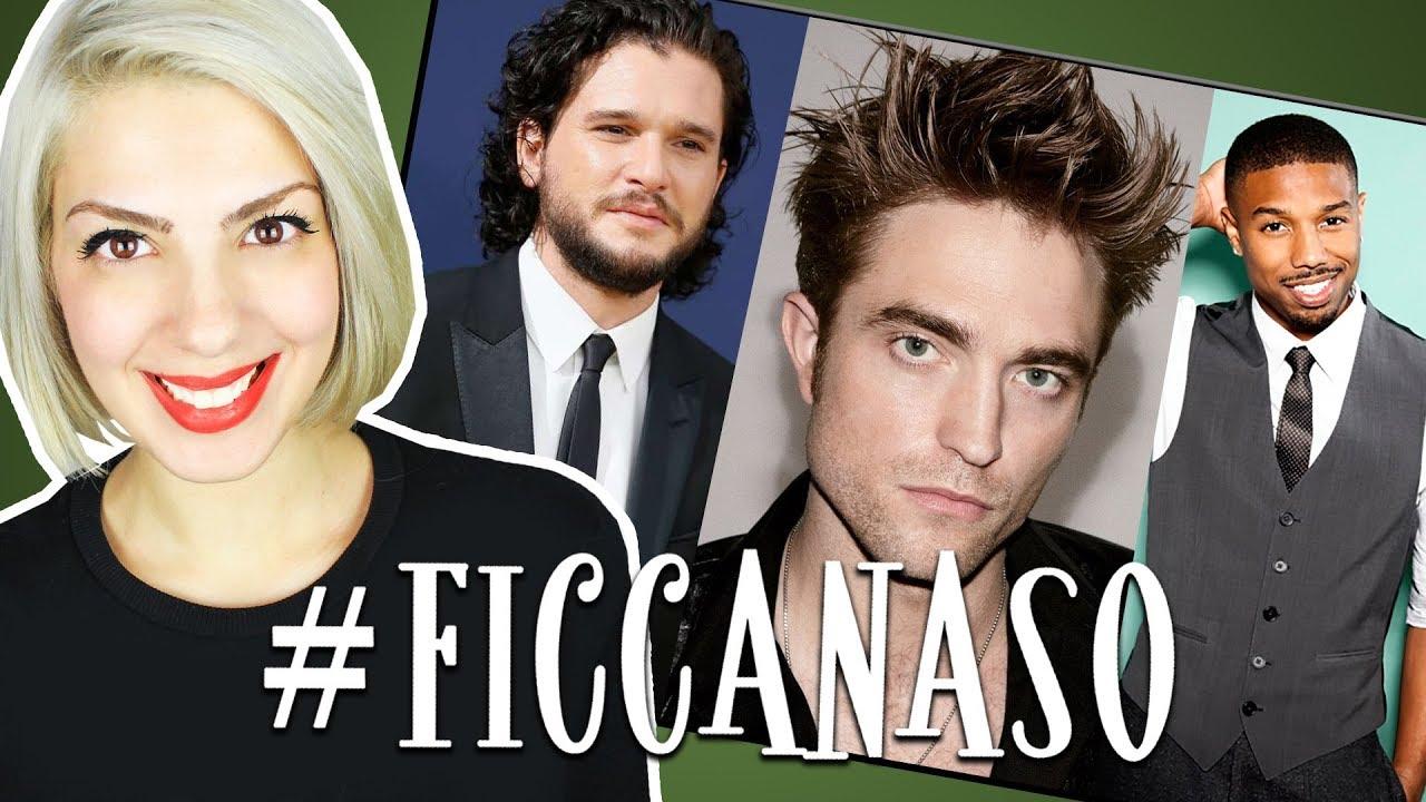 Chi sarà il nuovo BATMAN? #FICCANASO - YouTube