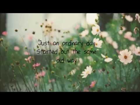 -The Day I Fall In Love. (Lyrics) ♡