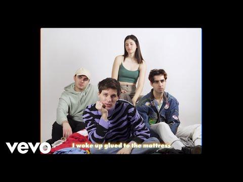 Valley - nevermind (Lyric Video)