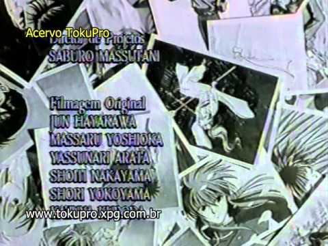 YU YU Hakusho 4o Encerramento e#39;Quando o Sol Brilha Novamentee#39; na Rede Manchete