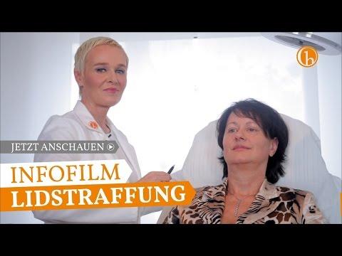 Lidstraffung - Schlupflider Entfernen - Dr. Simone Hellmann Plastische Chirurgie Köln