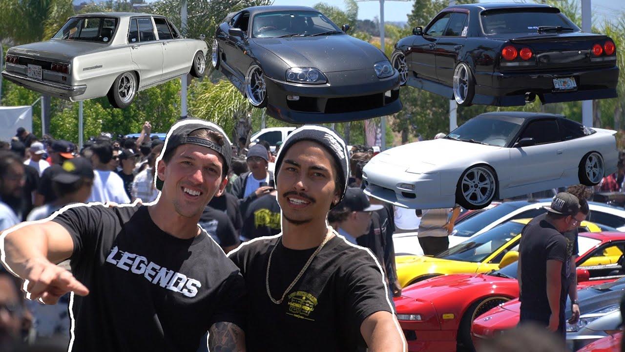 Crashing At Dustin Williams Legends Summer Opener Event! /S02E55
