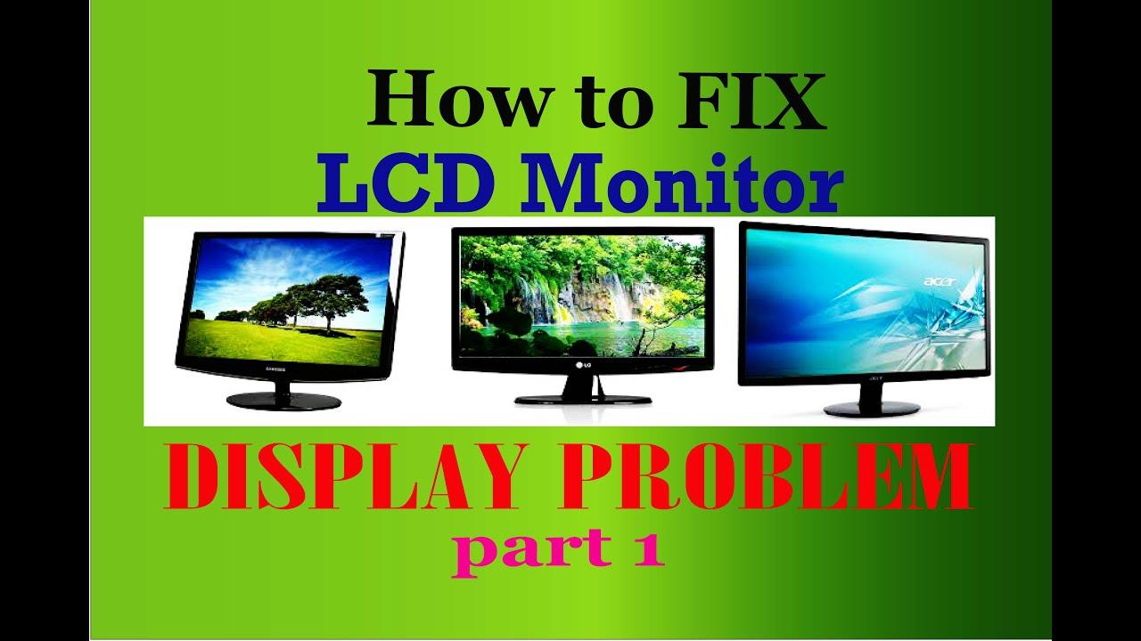LG monitor display problem-LG Flatron-W1943SS-part 1