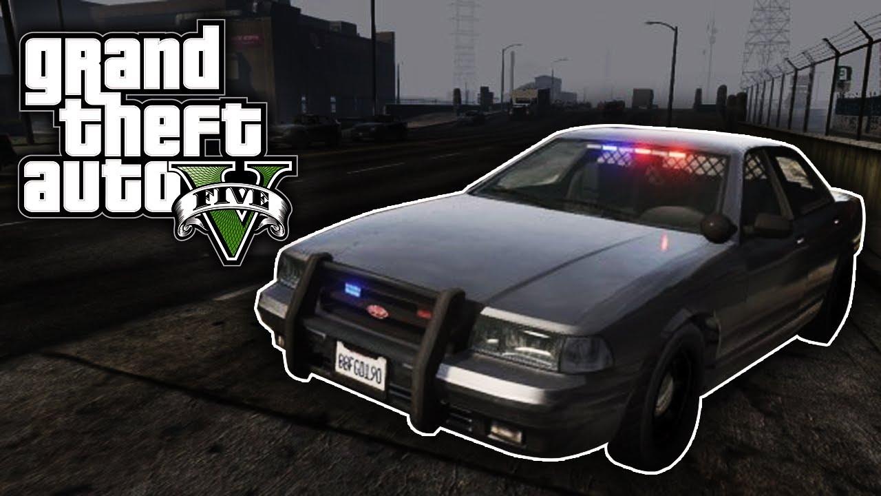 gta 5 secret cars unmarked police car location amp gui