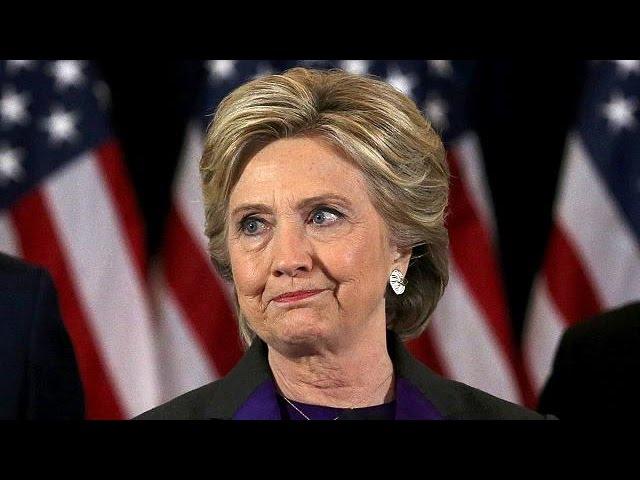 Клинтон надеется, что Трамп станет успешным президентом