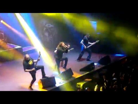 Rhapsody - Land of Immortals (LIVE) | Bogotá, Colombia | 03/May/2017
