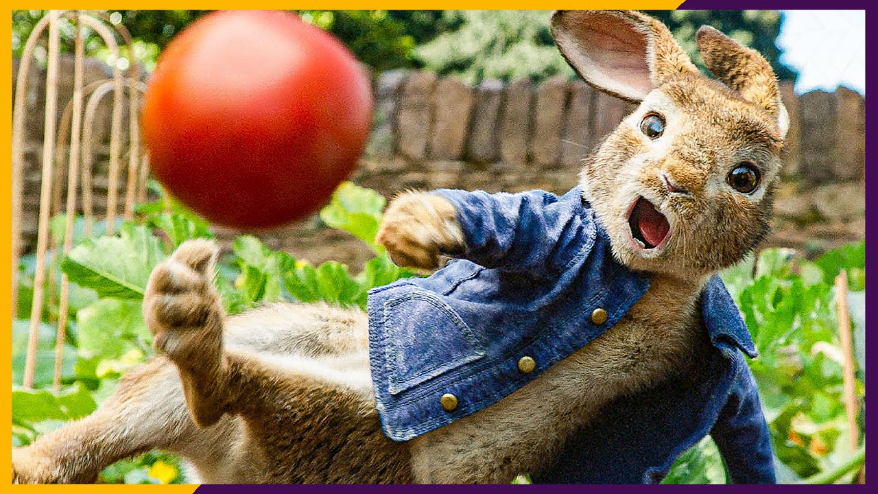 Download PETER RABBIT - First 10 Minutes From The Movie (2018)