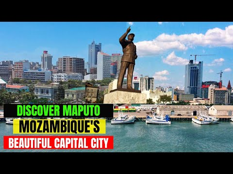 Discover Maputo - The Beautiful Capital City of Mozambique