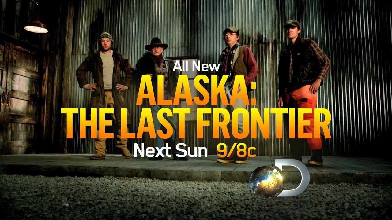 alaska the last frontier next sun 9 8c youtube. Black Bedroom Furniture Sets. Home Design Ideas