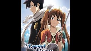 The Legend Of Heroes: Trails In The Sky (Animation) (Sora No Kiseki) English Dub