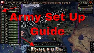 HOI4- Army Composition Guide