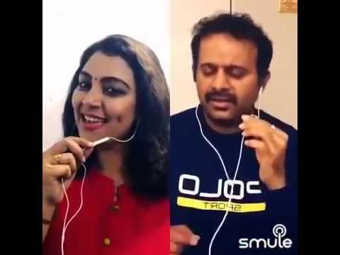 Vaaney Vaaney - Viswasam - Smule Cover - Ramyaduraiswamy