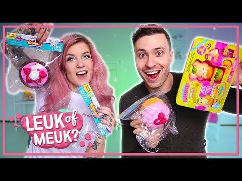 Squishies uit Speelgoedwinkels (MET RUTGER) | LEUK OF MEUK?