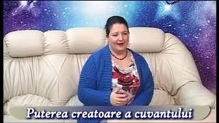 Puterea Creatoare A Cuvantului Laura Dinu Terapeut