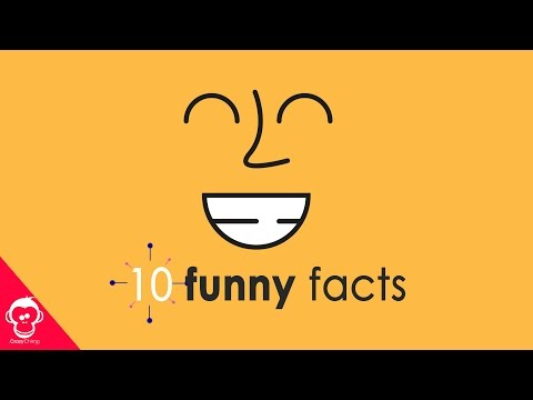 10 Funny Facts That Will Make you Smile and Wonder !