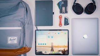 My Everyday Tech Carry 2019 - What's in My Tech Backpack!