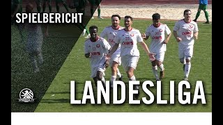 Berlin Hilalspor - FC Brandenburg 03 (23. Spieltag, Landesliga, Staffel 1)