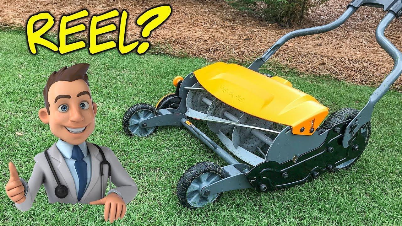 Best Lawn Reel Mower - Push Reel Mower