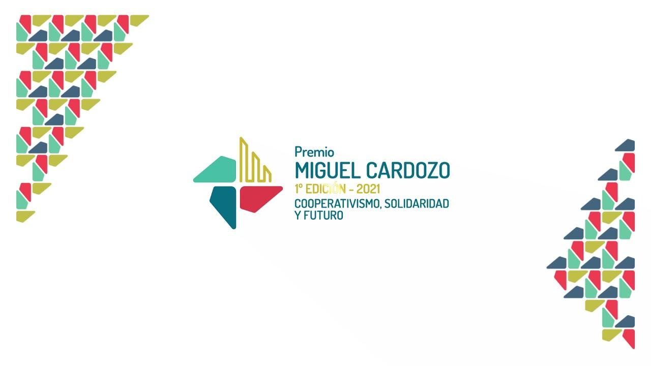 Premio Miguel Cardozo - Postulá buenas prácticas cooperativas y de la economía social