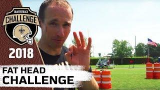 Fathead Challenge | 2018 QB Challenge | Ep. 11
