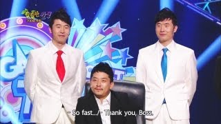 Gag Concert - A Bitter Life | 씁쓸한 인생 (Gag Concert 700 ep Special / 2013.06.29)