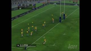 Rugby 06 Xbox Gameplay - The Blacks Answer