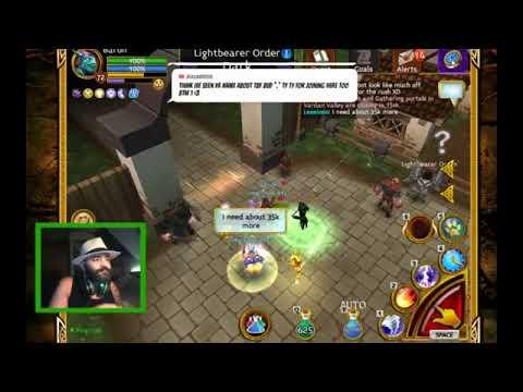 Arcane Legends - LIVE W/ Baron!!
