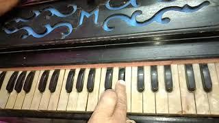 Chhod Ke Na Ja O piya | Maa Tujhe Salaam | Harmonium Tutorial | Piano/ Keyboard Tutorial