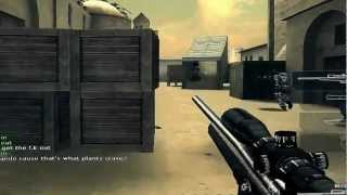 cf pro sniper m700 headshot