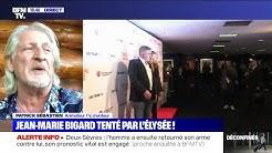 Patrick Sébastien revient sur les propos Jean-Marie Bigard après l'appel d'Emmanuel Macron