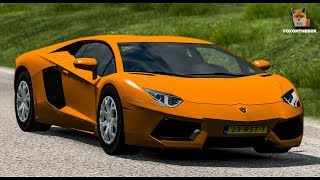 Lamborghini Aventador | Euro Truck Simulator 2 (ETS2 1.28 Mod)