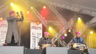 Barmer Boys - Bole to Mitho Lage (live at Music Meeting NL)