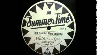 Dj Patience Unreleased Dubplate - Headz High 2k - Unreleased Bootleg