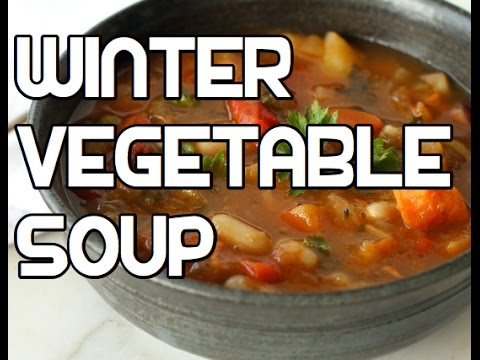 Winter Vegetable #howtocook #soup #souprecipes Recipe - Root Veg Healthy