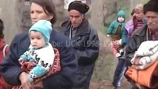 Shperngulja nga Malet e fshatit Vuçak-Drenicë