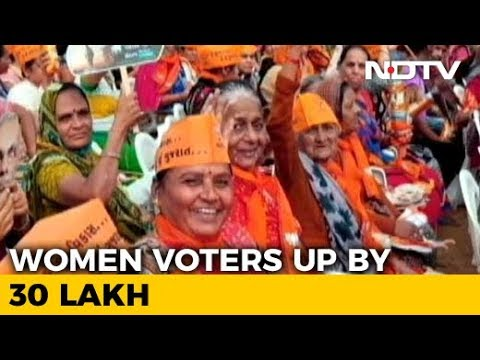 Gujarat Elections: The Fight For Women's Vote