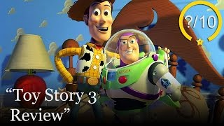 Toy Story 3 Review (Video Game Video Review)