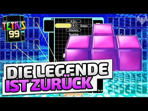 Die Legende Ist Zurück - ♠ Tetris 99 ♠ - Nintendo Switch - Dhalucard