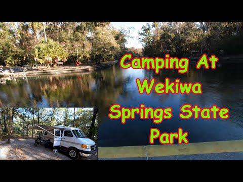 Camping At Wekiwa Springs State Park