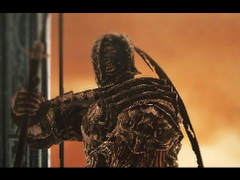 Dark Souls 2 - Sir Alonne - SOLO, MELEE, NO SHIELD, NO DAMAGE, SEPPUKU (NG+7)