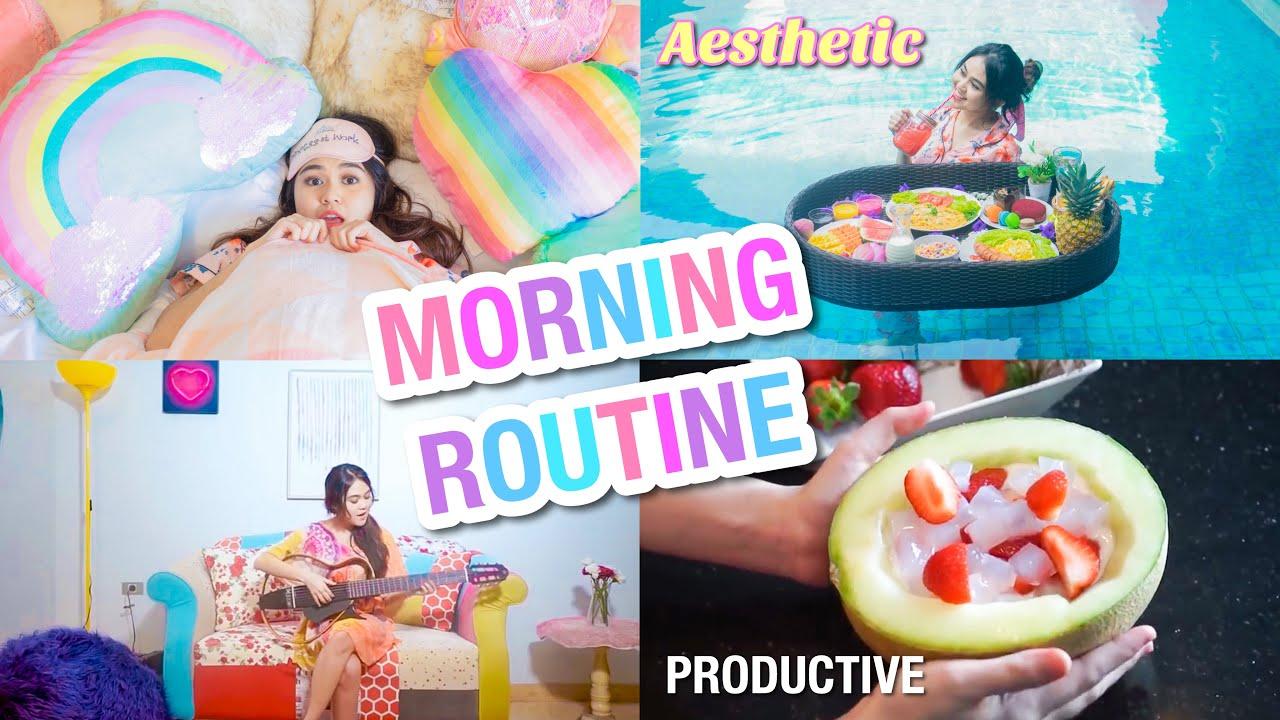 MORNING ROUTINE | Rutinitasku di Rumah Baru