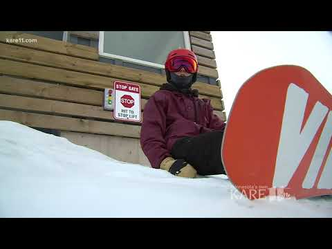 Living the Dream: Freestyle snowboarding