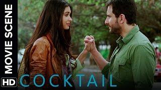 Video Saif proposes to Diana | Cocktail | Movie Scene download MP3, 3GP, MP4, WEBM, AVI, FLV September 2018