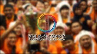 BINUS Olympics & Town Hall Meeting 2019 - The Highlights