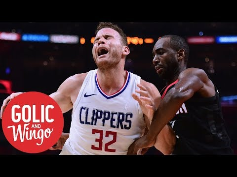 Houston Rockets have a bone to pick with the Los Angeles Clippers   Golic and Wingo   ESPN